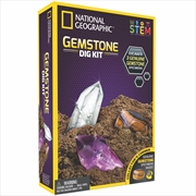 Gemstone Dig Kit | Toy