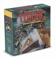 Murder On The Titanic 1000 Piece Puzzle | Merchandise