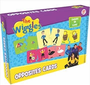 Wiggles Opposite Cards | Merchandise