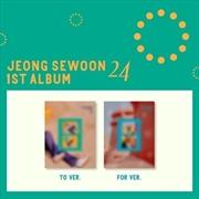 1st Album - 24 Part 1 | CD