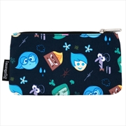 Inside Out - Emotion Heads Pouch | Merchandise