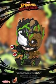Venom - Venomized Groot Sitting Cosbaby | Merchandise