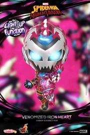 Venom - Venomized Iron Heart Cosbaby | Merchandise