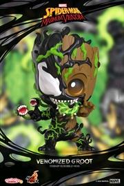 Venom - Venomized Groot Cosbaby | Merchandise