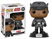 Star Wars - Finn Episode VIII The Last Jedi Pop! Vinyl | Pop Vinyl