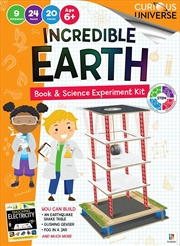Incredible Earth | Toy