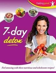 7 Day Detox | Books