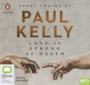 Love Is Strong As Death   Audio Book