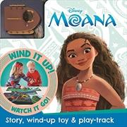 Disney Busy Board: Moana | Hardback Book