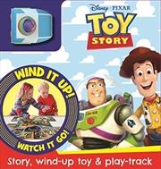 Disney Busy Board: Toy Story | Hardback Book