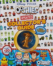 Ooshies Collector's Guide: Disney-Pixar 2019 With Toy Story Figurine | Hardback Book