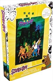 Scooby Doo - 1000 Piece Jigsaw Puzzle | Merchandise