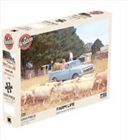 Holden On The Farm 1000 Piece Puzzle | Merchandise