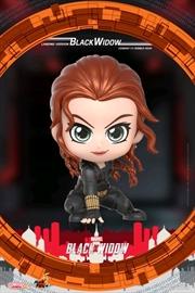 Black Widow Landing Cosbaby | Merchandise