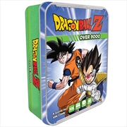 Dragon Ball Z Over 9000 Card Game | Merchandise