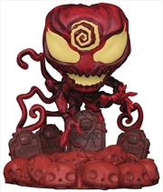 Spider-Man - Absolute Carnage on Headstone US Exclusive Pop! Deluxe | Pop Vinyl