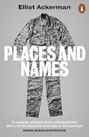 Places And Names | Paperback Book