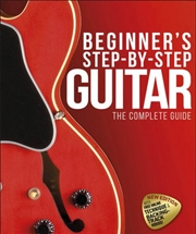 Beginner's Step-by-step Guitar | Hardback Book