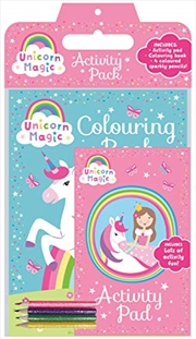 Unicorn Magic Activity Pack | Paperback Book
