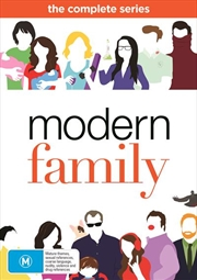 Modern Family - Season 1-11 | Boxset | DVD