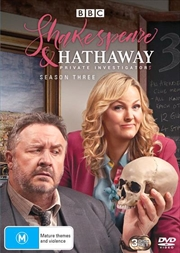 Shakespeare and Hathaway - Private Investigators - Series 3 | DVD