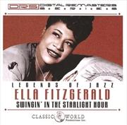 Legends Of Jazz - Swingin In The Starlight Hour | CD