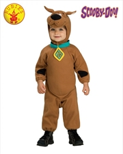 Scooby Doo Child Costume: Size 6-12 Months   Apparel
