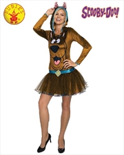 Scooby Female Adult Costume: Size Large | Apparel