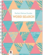 Perfect Deluxe Puzzles: Word Search 2   Books