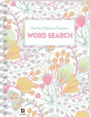 Perfect Deluxe Puzzles: Word Search 1   Books