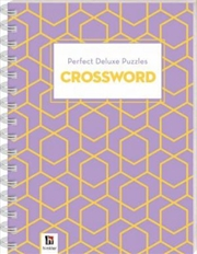 Perfect Deluxe Puzzles: Crosswords | Books