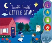 Twinkle Twinkle Little Star Sound Book | Board Book