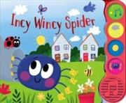 Incy Wincy Spider Sound Book | Board Book