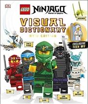 LEGO NINJAGO Visual Dictionary   Hardback Book