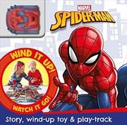 Marvel Busy Board: Spider-man | Hardback Book