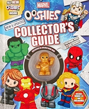 Marvel - Ooshies Collector's Guide (Marvel 2019 With Iron Man Figurine) | Hardback Book