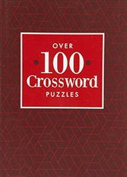 Over 100 Crossword Puzzles   Hardback Book