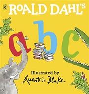 Roald Dahl's ABC | Hardback Book