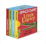 Roald Dahl's Little Library | Hardback Book