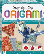 Step-by-Step Origami Kit (Small Format) | Merchandise