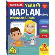 Naplan Style: Year 5 Bind Up | Paperback Book