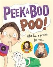 Peekaboo Poo | Hardback Book