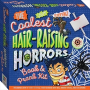 Coolest Hair-Raising Horrors Book and Prank Kit | Merchandise