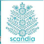 Scandia: A Colouring Book Journey | Colouring Book