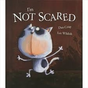 I'm Not Scared | Hardback Book