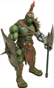 Hulk - Planet Hulk Select Action Figure | Merchandise