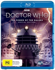 Doctor Who - The Power Of The Daleks - Special Edition | Blu-ray