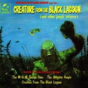 Creature From The Black Lagoon | CD