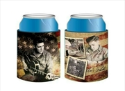 Elvis American Flag Can Cooler | Accessories