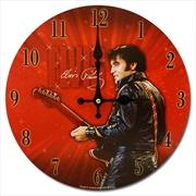 Elvis Clock 68 Name | Accessories